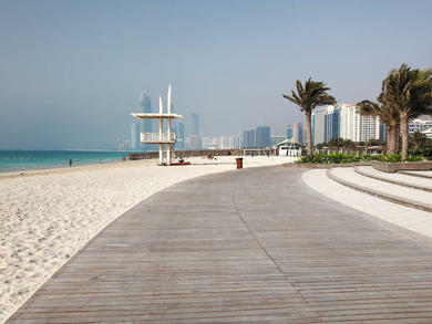 More parks and beaches opening in Abu Dhabi