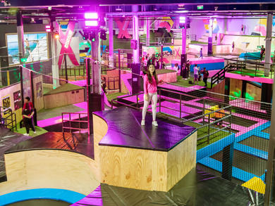 BOUNCE-X reopens in Dubai Festival City with online discounts