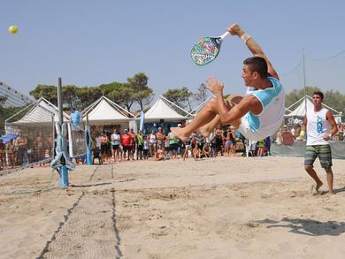 Beach Sports Week coming to Dubai