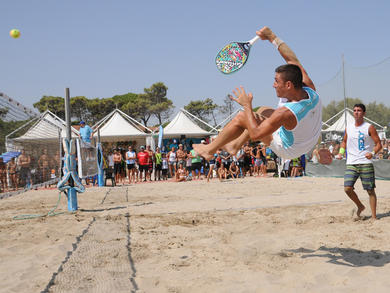 Beach Sports Week coming to Dubai