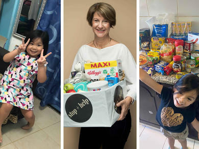 Stop and Help: join the UAE kindness exchange