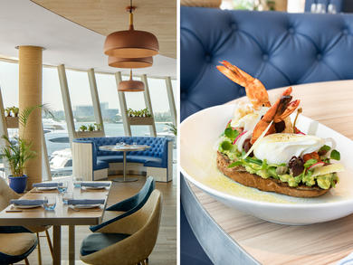 Boardwalk Dubai launches lazy weekend breakfast deal