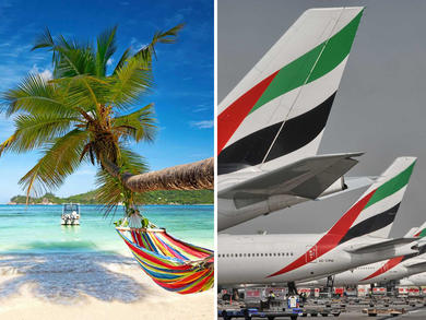 Dubai's Emirates Airline resumes flights to Seychelles