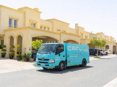 CAFU launches free delivery for fuel