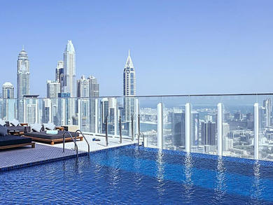 Taj Jumeirah Lakes Towers launches new summer pool day package