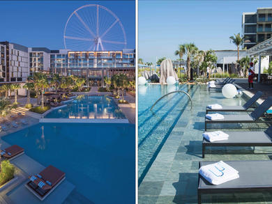 Cove Beach and Caesars Palace launch Dhs15,000 staycation