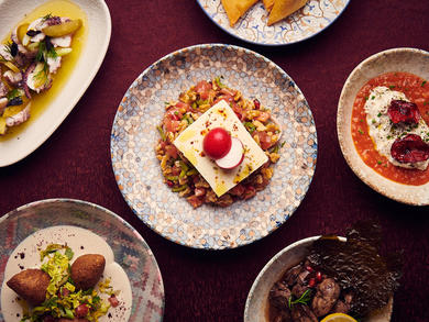 4 new brunches to try in Dubai