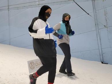 Join Dubai's DXB Snow Run this August
