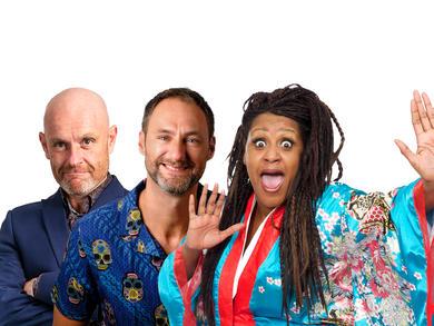 Laughter Factory announces August line-up for Dubai