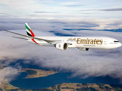 Dubai's Emirates Airline is now flying to 70 destinations