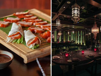 Hutong launches new Wednesday night dinner deal