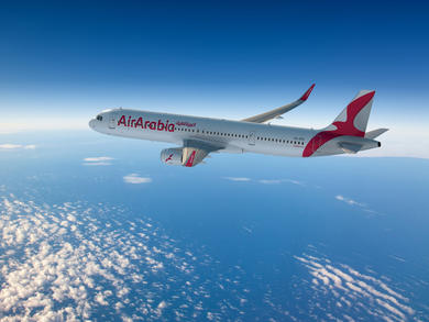 Air Arabia Abu Dhabi adds two new destinations to flight list