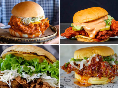 7 amazing fried chicken sandwiches to try in Dubai