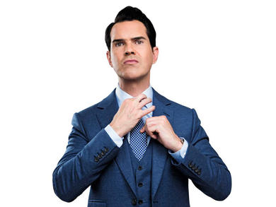 Comedian Jimmy Carr on his Dubai Summer Surprises gigs