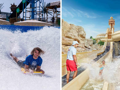 Wild Wadi and Laguna Waterpark team up for month-long Dhs199 pass