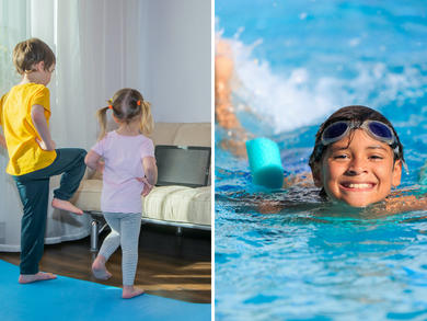 New daily fitness campaign for kids launches in the UAE