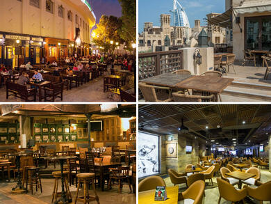 Essential guide to the best pubs in Dubai