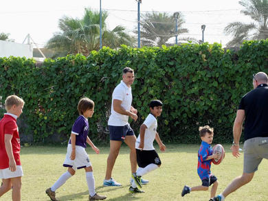 New youth rugby club launches in Dubai