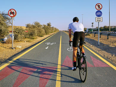 Dubai to transform into bicycle-friendly city