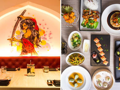 Nara Pan Asian launches brand-new dinner deal