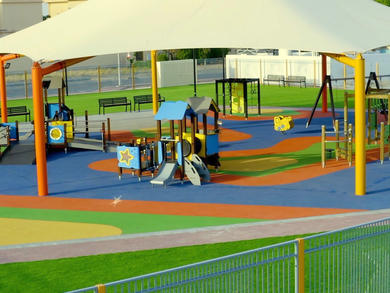 Dubai completes development of 70 new parks and playgrounds