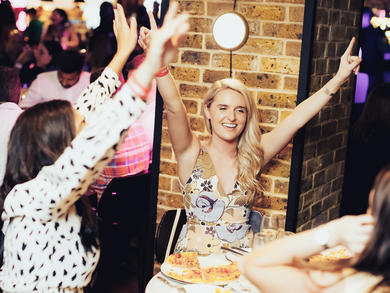 New Tuesday night deal launches at Jazz@PizzaExpress
