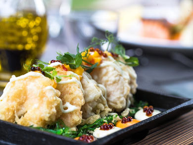 Get special meal deals at restaurants including Rockfish and Pai Thai this weekend