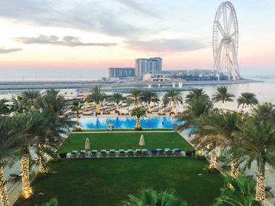 Get a brunch and pool access with this new JBR deal