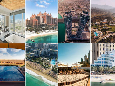 8 Dubai Summer Surprises end-of-summer staycation offers