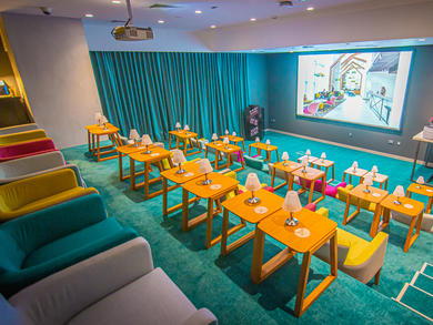 Host a private movie night at Studio One Dubai