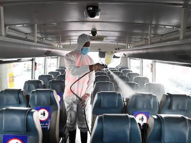 Dubai school buses announce new safety precautions for return to school