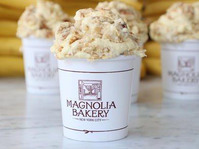 Get Magnolia Bakery's world-famous banana pudding for just Dhs5
