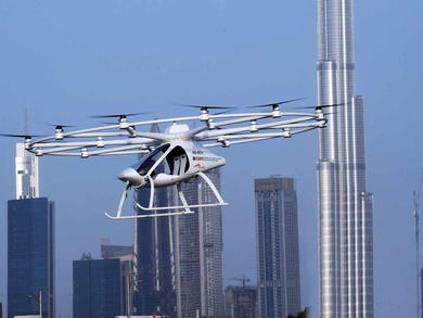 RTA Dubai signs deal to support autonomous air vehicle project