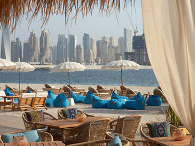 New Dubai beachfront restaurant and bar Koko Bay to open this week
