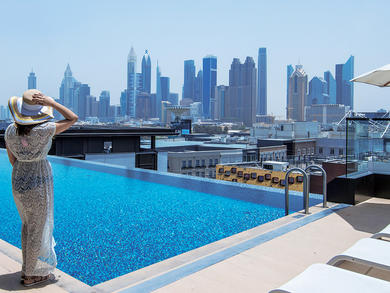 La Ville Hotel & Suites launches special staycation and pool day passes