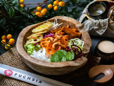 Dubai's Fuchsia Urban Thai adds new vegan dishes to its menu