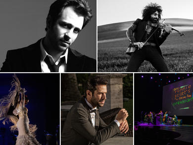 Dubai Opera reveals first world-class shows of new season