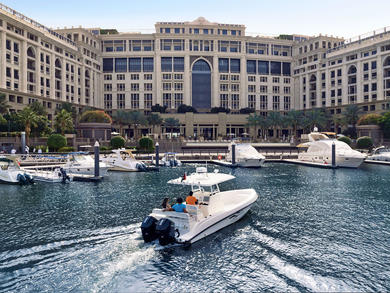Palazzo Versace Dubai launches the ultimate spa day deal