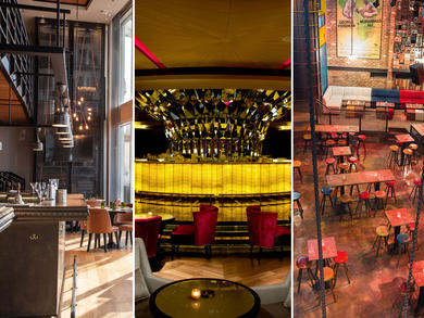 Seven Tuesday happy hours to try in Dubai tonight