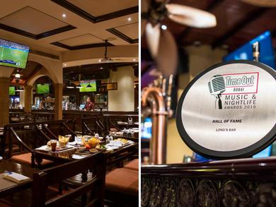 Dubai's Long's Bar now offers ten-hour happy hour