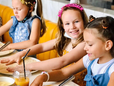 Dubai's Studio One has introduced a kids' birthday party package
