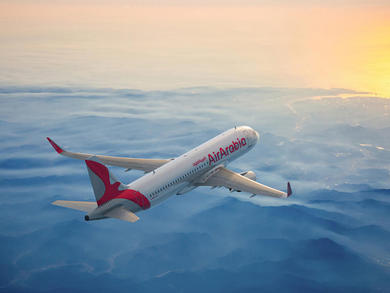 Air Arabia Abu Dhabi launches daily flights to Cairo from the UAE