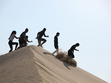 Special Al Marmoom Dune Run taking place this November