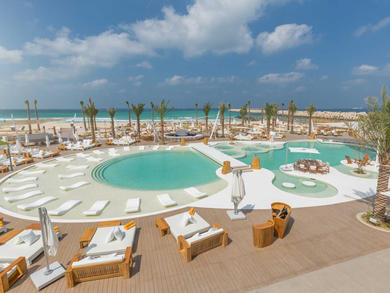 Nikki Beach Dubai reveals new season reopening date
