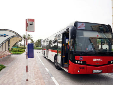 Artificial Intelligence to take over Dubai bus routes
