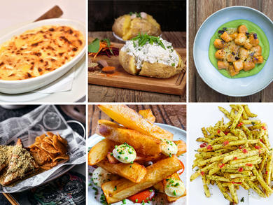 Dubai's best potato dishes