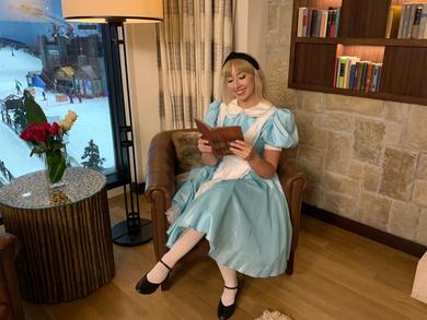 New Alice in Wonderland brunch launching at Dubai's Olea