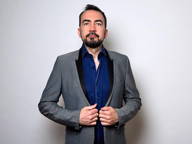 The Laughter Factory Dubai: Stephen Carlin interview