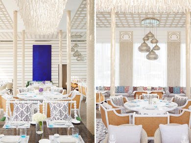 Dubai's Burj Al Arab Jumeirah launches new beach experience and restaurant