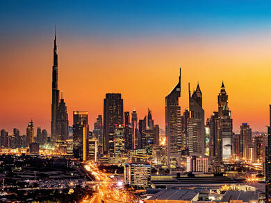 Retire in Dubai: costs revealed